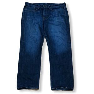 Lucky Brand 121 Heritage Slim Jeans Size 34 x 30